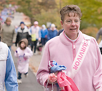 Making Strides Walk in Laconia, NH
