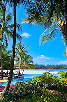 The Le Meridien Isle of Pines beach resort hotel, Baie d'Oro (Oro Bay), Ile des Pins (Isle of Pines), New Caledonia
