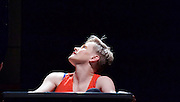 How to Hold Your Breath<br /> by Zinnie Harris <br /> directed by Vicky Featherstone<br /> at The Royal Court Theatre, London, Great Britain <br /> press photocall<br /> 9th February 2015 <br /> <br /> Maxine Peake as Dana<br /> <br /> <br /> Photograph by Elliott Franks <br /> Image licensed to Elliott Franks Photography Services