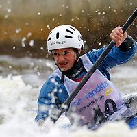NK Kano Slalom Dutch Water Dreams 2011