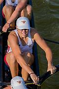 Plovdiv BULGARIA. 2017 FISA. Rowing World U23 Championships. <br /> USA BM4-. Austin LETORNEY, <br /> Friday Semi Finals C/D and A/B<br /> <br /> 18:10:00  Friday  21.07.17   <br /> <br /> [Mandatory Credit. Peter SPURRIER/Intersport Images].