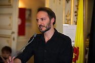 ©www.agencepeps.be - 24042014 - Festival du Film Policier de Liège 2014 - Pics: Fabrizio Rongione