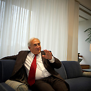 Dominique Strauss-Kahn, Managing Director of the International Monetary Fund