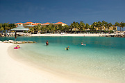 Beach near Sequarium, Curacao, Netherlands Antilles