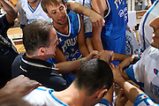 DESCRIZIONE : Trento Torneo Internazionale Maschile Trentino Cup Italia Portogallo Italy Portugal<br /> GIOCATORE : Giuseppe Poeta Carlo Recalcati<br /> SQUADRA : Italia Italy<br /> EVENTO : Raduno Collegiale Nazionale Maschile <br /> GARA : Italia Portogallo Italy Portugal<br /> DATA : 27/07/2009 <br /> CATEGORIA : prima della partita<br /> SPORT : Pallacanestro <br /> AUTORE : Agenzia Ciamillo-Castoria/E.Castoria