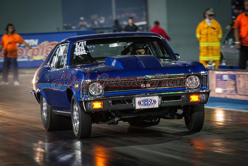 Denise McKenna - 5214 - Chevy Nova - FAST Racing Series Sportsman