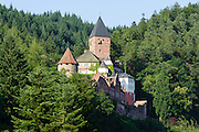 Schloss Zwingenberg am Neckar, Baden-Württemberg, Deutschland | Schloss Zwingenberg am Neckar, Baden-Wurttemberg, Germany
