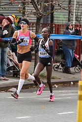 NYC Marathon, Keitany, Goucher