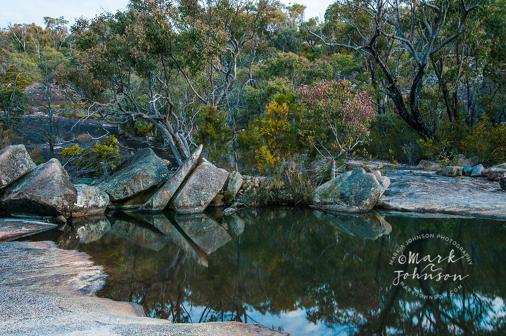 Bald Rock Creek, Girraween National Park, Queensland, Australia