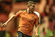 Björn Sigurðarson (Wolverhampton Wanderers) during the Sky Bet Championship match between Middlesbrough and Wolverhampton Wanderers at the Riverside Stadium, Middlesbrough, England on 4 March 2016. Photo by Mark P Doherty.