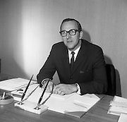 17/2/1966<br /> 2/17/1966<br /> 17 February 1966<br /> <br /> Photo of Mr. Lindsey B. Wellner Manager Dublin Branch the Bank of Nova Scotia