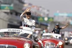 March 17, 2019 - Melbourne, Australia - Motorsports: FIA Formula One World Championship 2019, Grand Prix of Australia, ..#63 George Russell (GBR, ROKiT Williams Racing) (Credit Image: © Hoch Zwei via ZUMA Wire)