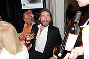 MAT COLLISHAW, The ICA's Psychedelica Gala Fundraising party. Institute of Contemporary Arts. The Mall. London. 29 March 2011. -DO NOT ARCHIVE-© Copyright Photograph by Dafydd Jones. 248 Clapham Rd. London SW9 0PZ. Tel 0207 820 0771. www.dafjones.com.