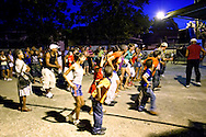Dancing in Mayari, Holguin, Cuba.