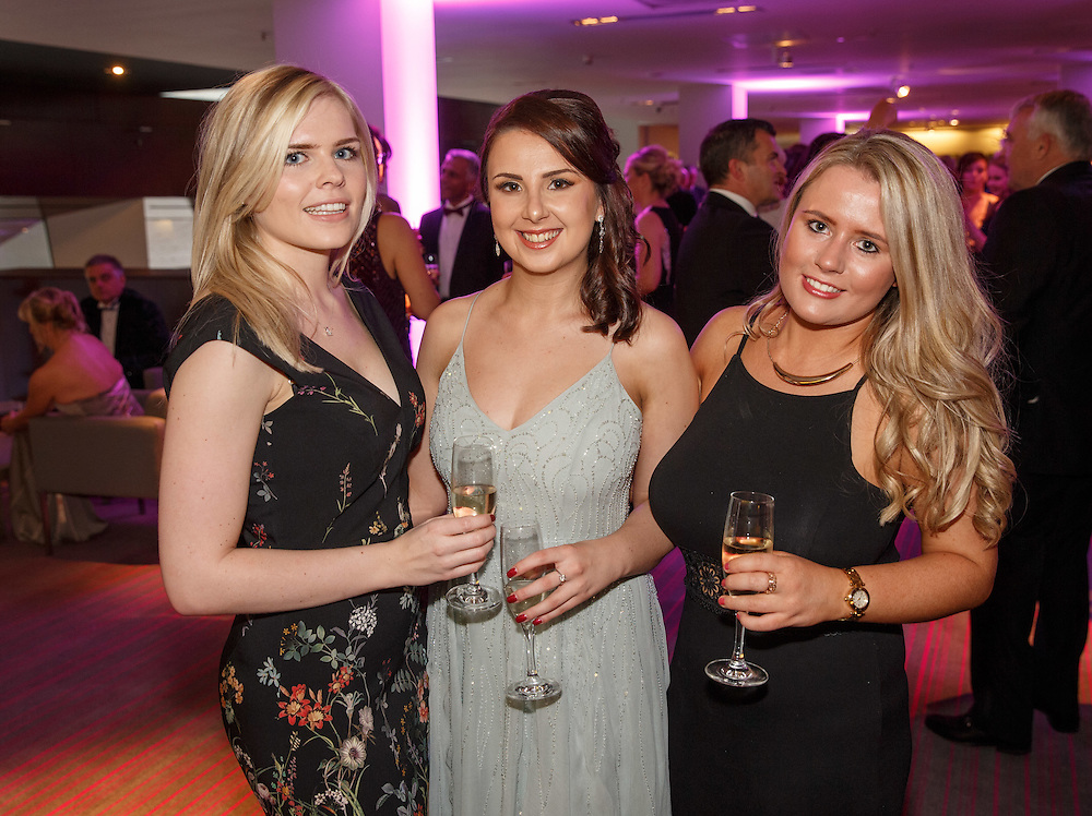 BNO Maggie's Spring Ball at Radisson Hotel Glasgow. L to R :  Laura Callachan, Vari McGowan and Jill Davidson. Picture Robert Perry for The Herald and  Evening Times 23rd April 2016<br /> <br /> Must credit photo to Robert Perry<br /> <br /> FEE PAYABLE FOR REPRO USE<br /> FEE PAYABLE FOR ALL INTERNET USE<br /> www.robertperry.co.uk<br /> NB -This image is not to be distributed without the prior consent of the copyright holder.<br /> in using this image you agree to abide by terms and conditions as stated in this caption.<br /> All monies payable to Robert Perry<br /> <br /> (PLEASE DO NOT REMOVE THIS CAPTION)<br /> This image is intended for Editorial use (e.g. news). Any commercial or promotional use requires additional clearance. <br /> Copyright 2016 All rights protected.<br /> first use only<br /> contact details<br /> Robert Perry     <br /> 07702 631 477<br /> robertperryphotos@gmail.com<br />         <br /> Robert Perry reserves the right to pursue unauthorised use of this image . If you violate my intellectual property you may be liable for  damages, loss of income, and profits you derive from the use of this image.