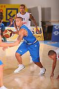 DESCRIZIONE : Bormio Torneo Internazionale Maschile Diego Gianatti Italia Francia <br /> GIOCATORE : Daniel Hackett <br /> SQUADRA : Nazionale Italia Uomini Italy <br /> EVENTO : Raduno Collegiale Nazionale Maschile <br /> GARA : Italia Francia Italy France <br /> DATA : 02/08/2008 <br /> CATEGORIA : Palleggio <br /> SPORT : Pallacanestro <br /> AUTORE : Agenzia Ciamillo-Castoria/S.Silvestri <br /> Galleria : Fip Nazionali 2008 <br /> Fotonotizia : Bormio Torneo Internazionale Maschile Diego Gianatti Italia Francia <br /> Predefinita :