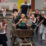 NLD/Amsterdam/20060509 - 1e Repetitiedag Musicals in Ahoy 2006, Peter Rijnbeek en Manon Novak