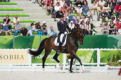 Steffen Peters, (USA), Legolas 92 - Freestyle Grand Prix Dressage - Alltech FEI World Equestrian Games™ 2014 - Normandy, France.<br /> © Hippo Foto Team - Jon Stroud<br /> 25/06/14