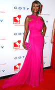 Iman poses at the 5th Annual DKMS Gala at Cipriani Wall Street in New York City on April 28, 2011.
