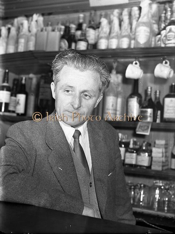 James McManus, Inn Keeper, Glaslough Street, Monaghan, Co. Monaghan.04/04/1957