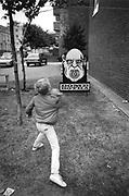 Bomb Botha, St. Paul's Bristol, 1985