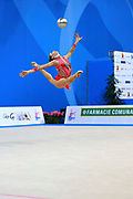 Jerman Aja  born 20 August 1999 in Ljubljana, is a Slovenian rhythmic gymnast.<br /> Her dream is to compete at the 2020 Olympic Games in Tokyo.