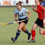 Europa Cup bekerwinnaars finale, Laren - Canterbury, Wieke Dijkstra