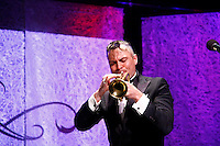 Michael Arenella and his Dreamland Orchestra perfomring at The Symphony Space 25th annual Wall 2 Wall Marathon - Gertrude's Paris Festival on May 5, 2012...Photo Credit; Rahav 'Iggy' Segev