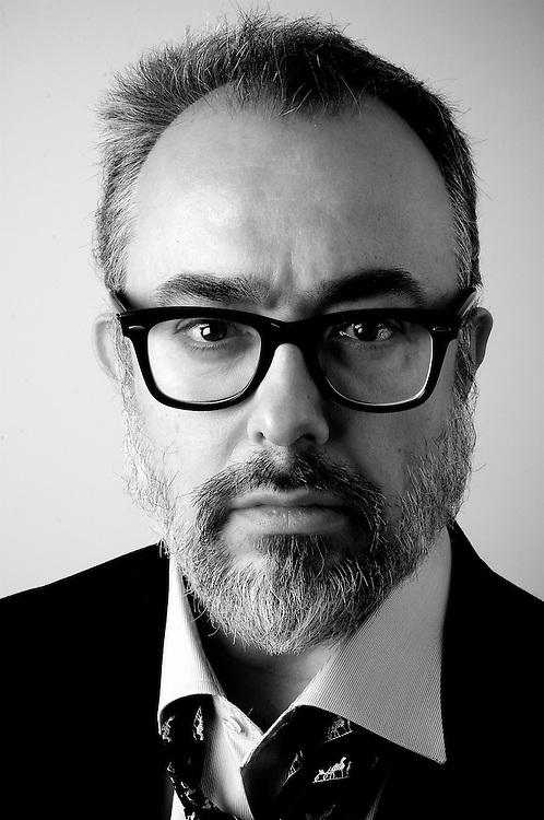 Alex de la Iglesia, director de cine