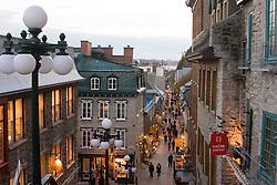 Cidade baixa de Quebec / Quebec Lower Old City