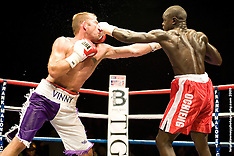 11.09.09 BRENTWOOD CENTRE ENGLISH HEAVYWEIGHT TITLE, FRANK MALONEY PROMOTIONS