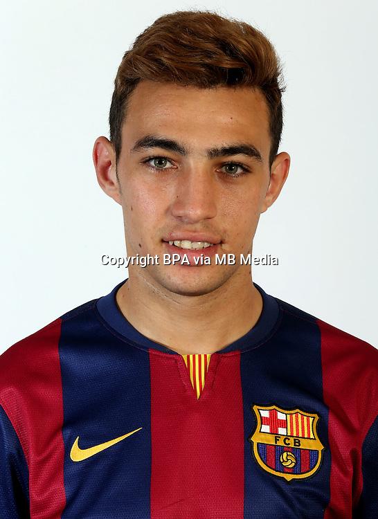 Spain - La Liga Adelante 2014-2015 / <br /> ( F.C. Barcelona &quot; B &quot; )<br /> Munir El Haddadi Mohamed