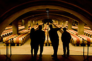 To Kalon cellar, Robert Mondavi Winery, Napa Valley