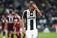 06.05.2017 - Torino - Serie A 2016/17 - 35a giornata  -  Juventus-Torino nella  foto: la disperazione di Paulo Dybala