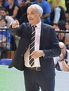 DESCRIZIONE : Cremona Lega A 2014-2015 Vanoli Cremona EA7 Emporio Armani Milano<br /> GIOCATORE : Cesare Pancotto<br /> SQUADRA : Vanoli Milano<br /> EVENTO : Campionato Lega A 2014-2015<br /> GARA : Vanoli Cremona EA7 Emporio Armani Milano<br /> DATA : 11/10/2014<br /> CATEGORIA : allenatore coach<br /> SPORT : Pallacanestro<br /> AUTORE : Agenzia Ciamillo-Castoria/R.Morgano<br /> GALLERIA : Lega Basket A 2014-2015<br /> FOTONOTIZIA : Cremona Campionato Italiano Lega A 2014-15 Vanoli Cremona EA7 Emporio Armani Milano<br /> PREDEFINITA :