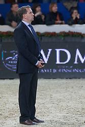 Bollen Peter (BEL)<br /> World Dressage Masters Freestyle<br /> Flanders Christmas Jumping - Mechelen 2012<br /> © Dirk Caremans