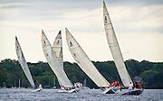 2014 A Scow National Championship on Lake Minnetonka,Sunday, June 22, 2014