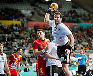 Spain - Barcelona..20/01/13.Wordl Cup 8th final: Germany - Macedonia..Photo: Johnny Wichmann / billedbyroet