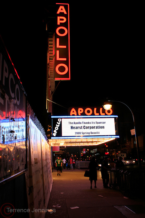 Atmosphere at The Apollo Theater 4th Annual Hall of Fame Induction Ceremony & Gala held at The Apollo Theater on June 2, 2008