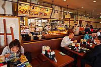 Japon, île de Honshu, région de Kansaï, Kyoto, restaurant japonais // Japan, Honshu island, Kansai region, , Kyoto, japanese restaurant