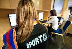 Sporto  2010 - Sports marketing and sponsorship conference, on November 30, 2010 in Hotel Slovenija, Portoroz/Portorose, Slovenia. (Photo By Vid Ponikvar / Sportida.com)