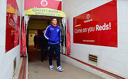 Billy Bodin of Bristol Rovers arrives at the Bank's Stadium. - Mandatory by-line: Alex James/JMP - 21/01/2017 - FOOTBALL - Banks's Stadium - Walsall, England - Walsall v Bristol Rovers - Sky Bet League One