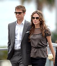 File - Angelina Jolie Files for Divorce From Brad Pitt - 20 Sep 2016