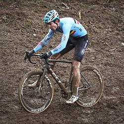 29-01-2017: Wielrennen: Wereldkampioenschap veldrijden: Luxemburg<br />BIELES (LUX) cyclocross  <br />Wout van Aert