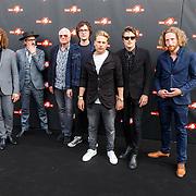 NLD/Amsterdam/20150626 - Dance4life's Funky Fundraiser 2015, Direct enkele leden van de Golden Earring