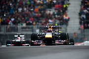 June 7-9, 2013 : Canadian Grand Prix. Mark Webber, Red Bull/Renault