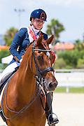 Jeanine Nieuwenhuis - TC Athene<br /> European Championships Dressage 2016<br /> © DigiShots