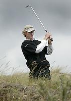 NOORDWIJK - WIL BESSELING. Stern Open (Nationaal Open) op de Noordwijkse GC . COPYRIGHT  Koen Suyk