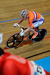 26-03-2011 WIELRENNEN: UCI TRACK CYCLING WORLD CHAMPIONSHIPS 2011: APELDOORN<br /> Kirsten Wild<br /> ©2011 Ronald Hoogendoorn Photography