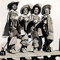 MOVIE, The Three Musketeers
